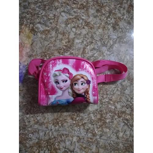 Túi đeo elsa cho bé gái