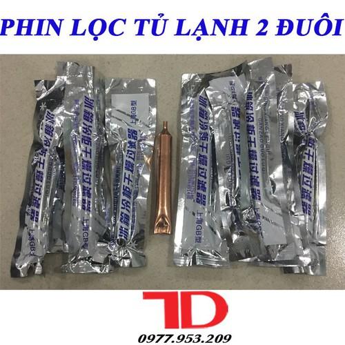 COMBO 10 Phin lọc tủ lạnh 2 đuôi Trung Quốc Loại nhỏ