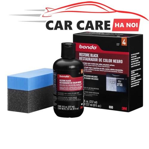 Dung dịch phục hồi nhựa đen 3M™ Bondo Restore Black 237ml