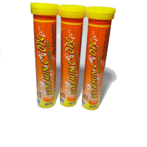 Vitamin c opc 100 mg hương cam - 12529801 , 20340535 , 15_20340535 , 25000 , Vitamin-c-opc-100-mg-huong-cam-15_20340535 , sendo.vn , Vitamin c opc 100 mg hương cam