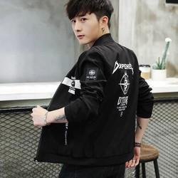 áo khoác nam in hình họa tiết