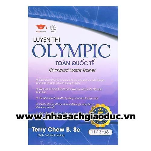 Luyện Thi Olympic Toán Quốc Tế 5 11 - 13 Tuổi