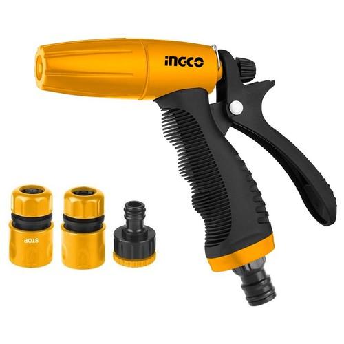 Bộ khớp nối ống vòi xịt rữa tưới cây chỉnh tia đa năng INGCO HHCS03122 HWSG032 - 4607119 , 13770754 , 15_13770754 , 99000 , Bo-khop-noi-ong-voi-xit-rua-tuoi-cay-chinh-tia-da-nang-INGCO-HHCS03122-HWSG032-15_13770754 , sendo.vn , Bộ khớp nối ống vòi xịt rữa tưới cây chỉnh tia đa năng INGCO HHCS03122 HWSG032
