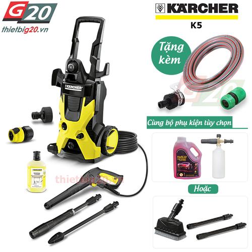 Máy phun rửa áp lực cao Karcher K5 EU - 7019082 , 13765148 , 15_13765148 , 7500000 , May-phun-rua-ap-luc-cao-Karcher-K5-EU-15_13765148 , sendo.vn , Máy phun rửa áp lực cao Karcher K5 EU