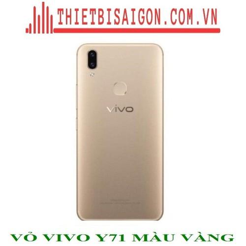 VỎ VIVO Y71 MÀU VÀNG