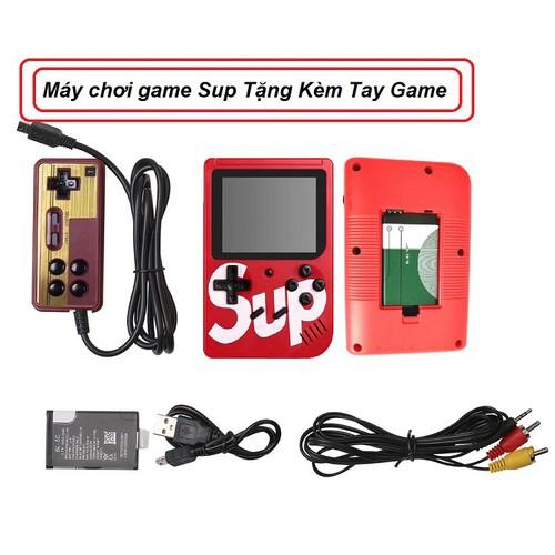 MÁY CHƠI GAME SUP BOX 400 IN 1 PLUS TẶNG 1 TAY CẦM HỖ TRỢ 2 NGƯỜI CHƠI - 7011242 , 13756750 , 15_13756750 , 320000 , MAY-CHOI-GAME-SUP-BOX-400-IN-1-PLUS-TANG-1-TAY-CAM-HO-TRO-2-NGUOI-CHOI-15_13756750 , sendo.vn , MÁY CHƠI GAME SUP BOX 400 IN 1 PLUS TẶNG 1 TAY CẦM HỖ TRỢ 2 NGƯỜI CHƠI