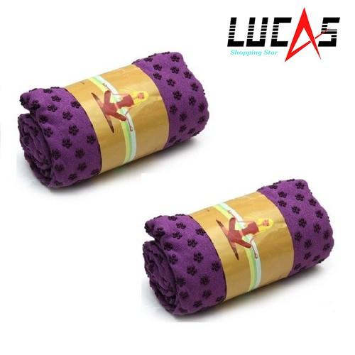Bộ 2 khăn trải thảm yoga cao cấp - 7014449 , 13760553 , 15_13760553 , 370000 , Bo-2-khan-trai-tham-yoga-cao-cap-15_13760553 , sendo.vn , Bộ 2 khăn trải thảm yoga cao cấp