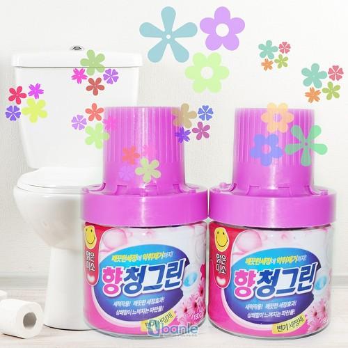 Chai tẩy vệ sinh bồn cầu hương ngàn hoa Panda Hàn Quốc 180g - 7013864 , 13759954 , 15_13759954 , 35000 , Chai-tay-ve-sinh-bon-cau-huong-ngan-hoa-Panda-Han-Quoc-180g-15_13759954 , sendo.vn , Chai tẩy vệ sinh bồn cầu hương ngàn hoa Panda Hàn Quốc 180g