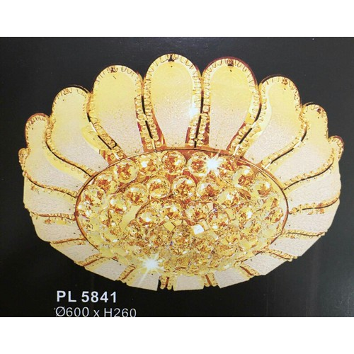 Đèn mâm led ốp trần pha lê - 7014559 , 13760753 , 15_13760753 , 2915000 , Den-mam-led-op-tran-pha-le-15_13760753 , sendo.vn , Đèn mâm led ốp trần pha lê