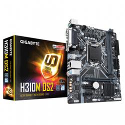 Mainboard Gigabyte H310M-DS2 - H310M-DS2