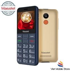 Điện thoại Masstel Fami Viet dành cho người già - Tặng Dock sạc tiện dụng - Hàng chính hãng