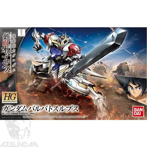 Đồ chơi mô hình lắp ráp Gundam Bandai HGIBO Gundam Barbatos Lupus - 11214223 , 13756635 , 15_13756635 , 270000 , Do-choi-mo-hinh-lap-rap-Gundam-Bandai-HGIBO-Gundam-Barbatos-Lupus-15_13756635 , sendo.vn , Đồ chơi mô hình lắp ráp Gundam Bandai HGIBO Gundam Barbatos Lupus