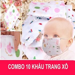 Khẩu Trang Xô Xuất Nhật Cho Bé - khuatrangxo thumbnail
