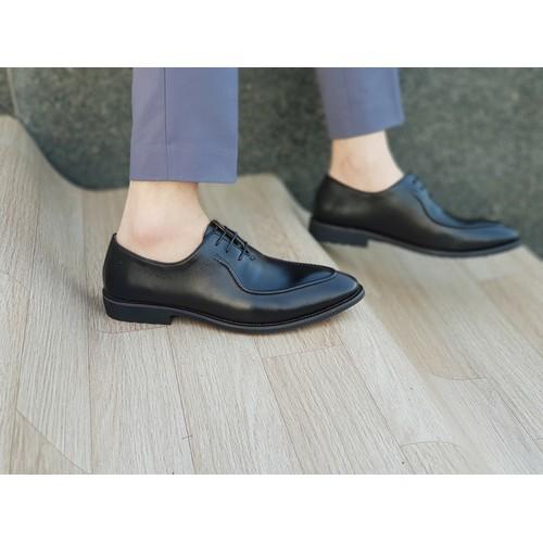 Giày tây nam da thật GN63 BH 1 năm