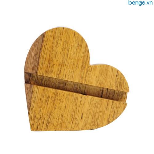 Đế dựng điện thoại, máy tính bảng hình trái tim bằng gỗ - 7017529 , 13763718 , 15_13763718 , 65000 , De-dung-dien-thoai-may-tinh-bang-hinh-trai-tim-bang-go-15_13763718 , sendo.vn , Đế dựng điện thoại, máy tính bảng hình trái tim bằng gỗ