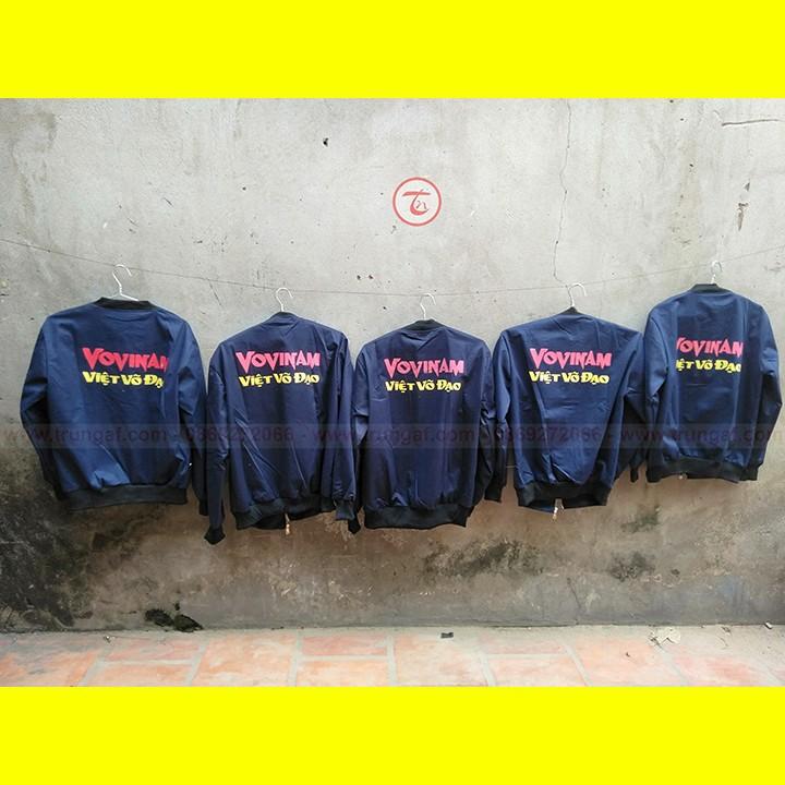 áo khoác vovinam 4
