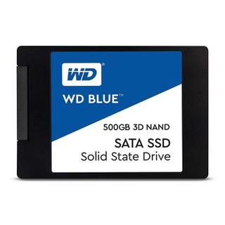 Ổ Cứng SSD Western 500GB Blue 2.5inch WDS500G2B0A - Hãng Phân Phối Chính Thức - SSD WDS500G2B0A thumbnail