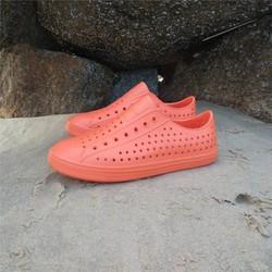 Giày nhựa dẻo nữ nam FITTOP NTJ-34