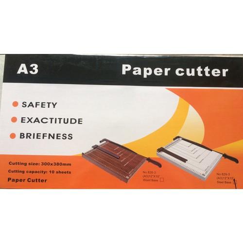 Bàn cắt giấy A3