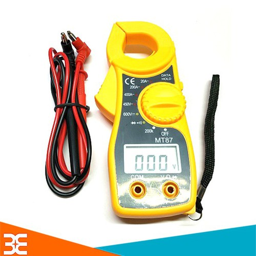 [Tp.HCM] Kìm Kẹp Dòng MT87 600VDC, 450VAC, 400A