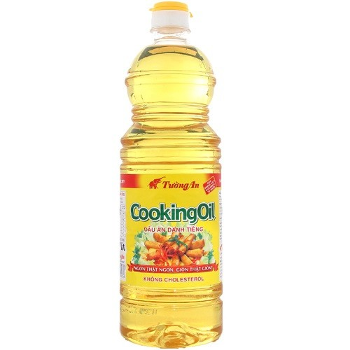 COMBO 2 chai dầu ăn TƯỜNG AN 1L