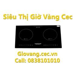 Bếp Từ Đôi Sunhouse SHD 9101 Cao Cấp Giá Rẻ Nhất