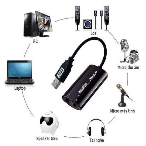Card K-Mic KM720 gắn ngoài cho máy tính  chất lượng âm thanh tốt - 7018653 , 13764768 , 15_13764768 , 240000 , Card-K-Mic-KM720-gan-ngoai-cho-may-tinh-chat-luong-am-thanh-tot-15_13764768 , sendo.vn , Card K-Mic KM720 gắn ngoài cho máy tính  chất lượng âm thanh tốt
