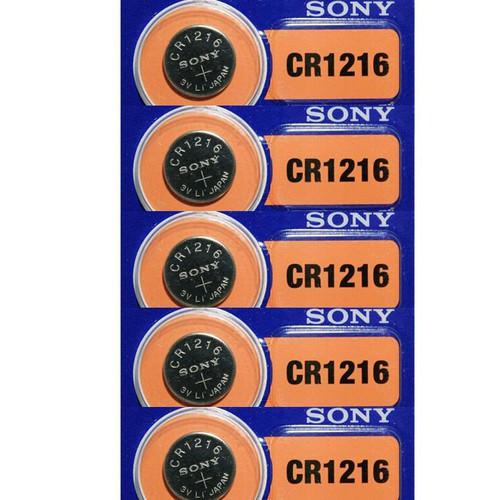 COMBO 5 PIN SONY CR1216.