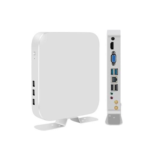 PC MINI BOX INTEL I3 4010U 1.7Gb Ram 4G, SSD 120Gb model 2019