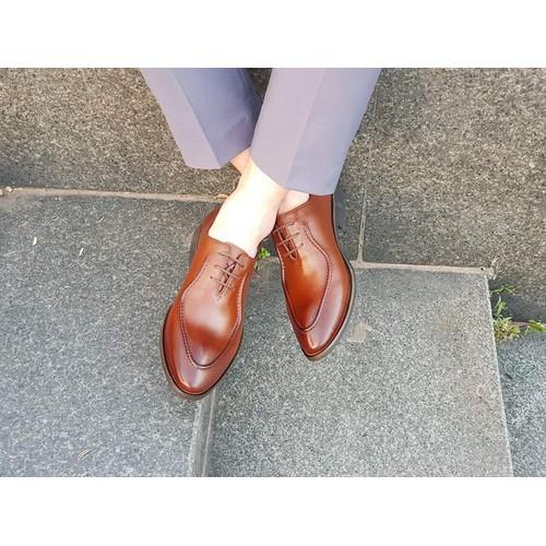 Giày tây nam da bò thật mẫu mới GN77 bh 1 năm - giày da nam - giày mọi nam - 7041951 , 13787314 , 15_13787314 , 650000 , Giay-tay-nam-da-bo-that-mau-moi-GN77-bh-1-nam-giay-da-nam-giay-moi-nam-15_13787314 , sendo.vn , Giày tây nam da bò thật mẫu mới GN77 bh 1 năm - giày da nam - giày mọi nam