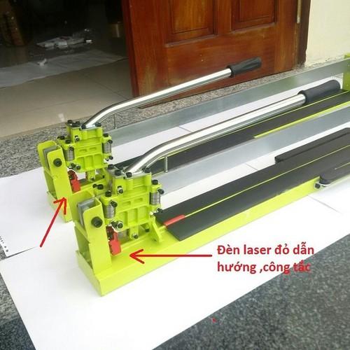 Máy cắt gạch tay đẩy
