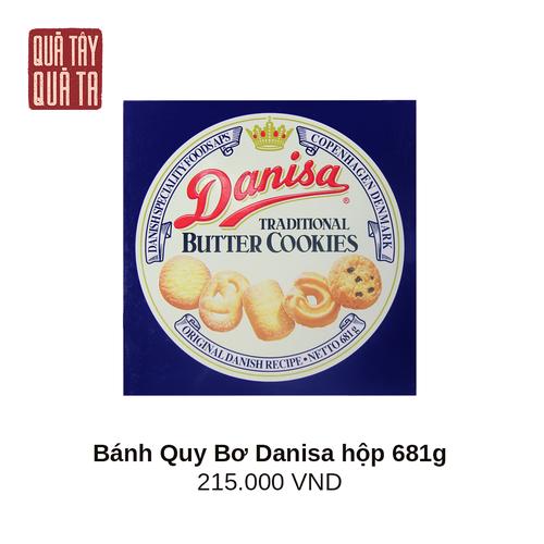 Bánh quy bơ Danisa