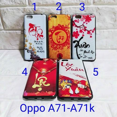 Ốp lưng Oppo A71-A71k dẻo