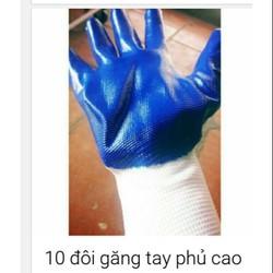 2 đôi Găng tay cách điện phủ cao su