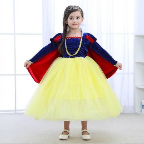 Đầm công chúa Bạch Tuyết cao cấp bao gồm gậy và vương miện - 7027508 , 13774527 , 15_13774527 , 440000 , Dam-cong-chua-Bach-Tuyet-cao-cap-bao-gom-gay-va-vuong-mien-15_13774527 , sendo.vn , Đầm công chúa Bạch Tuyết cao cấp bao gồm gậy và vương miện