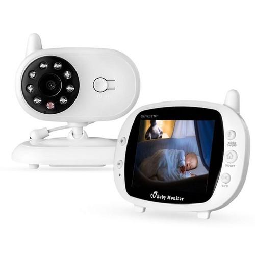 Camera báo khóc trẻ em Baby Monitor màn hình lớn siêu nhạy - 4607890 , 13778294 , 15_13778294 , 1950000 , Camera-bao-khoc-tre-em-Baby-Monitor-man-hinh-lon-sieu-nhay-15_13778294 , sendo.vn , Camera báo khóc trẻ em Baby Monitor màn hình lớn siêu nhạy