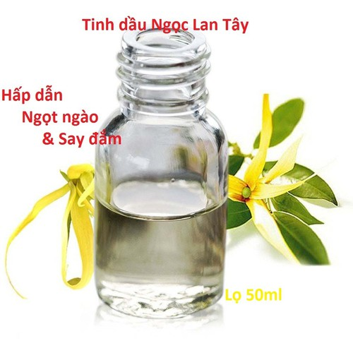 Tinh dầu tự nhiên hương Ngọc Lan Tây lọ 50ml