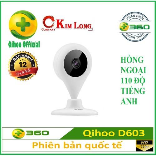 Camera quan sát Qihoo 360 IP Wifi HD 720P Plus hồng ngoại Bản Quốc Tế D603 - Aurora phân phối - 7032592 , 13778886 , 15_13778886 , 539000 , Camera-quan-sat-Qihoo-360-IP-Wifi-HD-720P-Plus-hong-ngoai-Ban-Quoc-Te-D603-Aurora-phan-phoi-15_13778886 , sendo.vn , Camera quan sát Qihoo 360 IP Wifi HD 720P Plus hồng ngoại Bản Quốc Tế D603 - Aurora phân phối