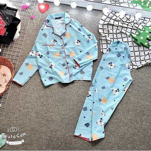 Đồ bộ mặc nhà vải kate dễ thương - 7031489 , 13778022 , 15_13778022 , 125000 , Do-bo-mac-nha-vai-kate-de-thuong-15_13778022 , sendo.vn , Đồ bộ mặc nhà vải kate dễ thương