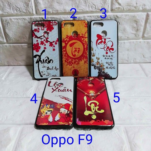 Ốp lưng Oppoo F9 dẻo