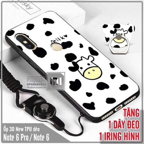 Ốp lưng Xiaomi Redmi Note 6 Pro - Note 6 Hình 3D NEW nhựa TPU dẻo - Kèm Dây + iRing - số 10 - 4608255 , 13782195 , 15_13782195 , 70000 , Op-lung-Xiaomi-Redmi-Note-6-Pro-Note-6-Hinh-3D-NEW-nhua-TPU-deo-Kem-Day-iRing-so-10-15_13782195 , sendo.vn , Ốp lưng Xiaomi Redmi Note 6 Pro - Note 6 Hình 3D NEW nhựa TPU dẻo - Kèm Dây + iRing - số 10