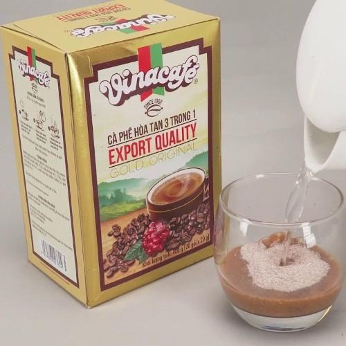 Cà phê hòa tan 3 trong 1 Vinacafé hộp 400g - 7042515 , 13787799 , 15_13787799 , 55000 , Ca-phe-hoa-tan-3-trong-1-Vinacafe-hop-400g-15_13787799 , sendo.vn , Cà phê hòa tan 3 trong 1 Vinacafé hộp 400g