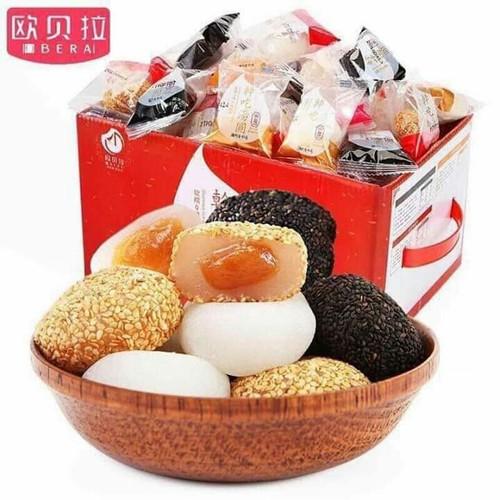 Thùng 2kg bánh Mochi Đài Loan - 7026713 , 13773929 , 15_13773929 , 280000 , Thung-2kg-banh-Mochi-Dai-Loan-15_13773929 , sendo.vn , Thùng 2kg bánh Mochi Đài Loan
