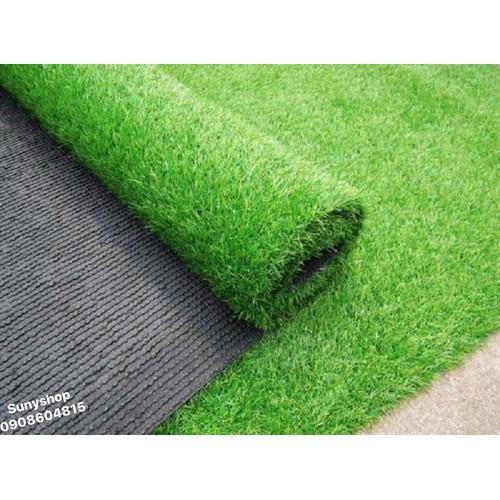 thảm cỏ nhân tạo cao cấp 1m vuông