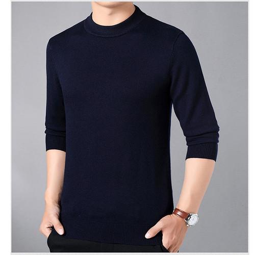 Áo len nam, áo len dệt kim dày mặc ấm - Mã số: AL1901