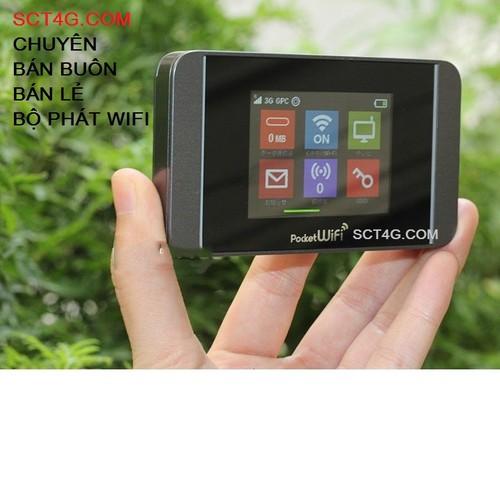 CỤC PHÁT WIFFI 304HW TỪ SIM 3G 4G CẦM TAY TỐC ĐỘ CAO