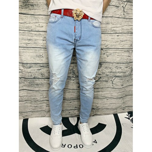 Quần Jeans nam co giãn cao cấp
