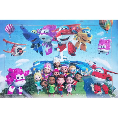 Combo 5 Bộ - Đồ chơi ghép hình các nhân vật hoạt hình 200 miếng ghép cho bé - 7044077 , 13789381 , 15_13789381 , 399000 , Combo-5-Bo-Do-choi-ghep-hinh-cac-nhan-vat-hoat-hinh-200-mieng-ghep-cho-be-15_13789381 , sendo.vn , Combo 5 Bộ - Đồ chơi ghép hình các nhân vật hoạt hình 200 miếng ghép cho bé