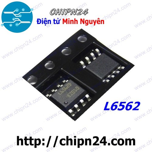 [3 CON] IC L6562 L6562D SOP-8 [SMD Dán] - 7035411 , 13781634 , 15_13781634 , 27000 , 3-CON-IC-L6562-L6562D-SOP-8-SMD-Dan-15_13781634 , sendo.vn , [3 CON] IC L6562 L6562D SOP-8 [SMD Dán]