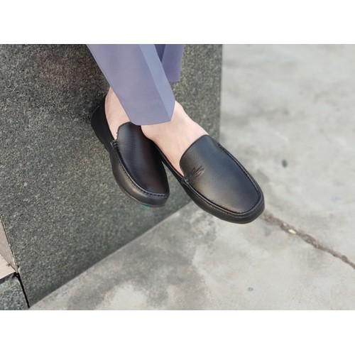 Giày nam da thật GN114 Bh 1 năm - giày da nam